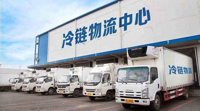 松江物流公司力推好文章:西方发达国家冷链物流发展现状