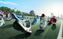 鞋服:阿迪达斯、耐克、李维斯、匡威