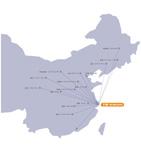 上海-全国各省会网点